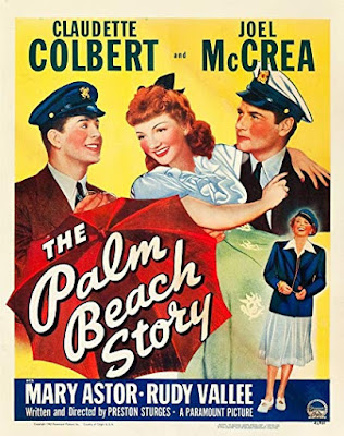 The Palm Beach Story - Poster