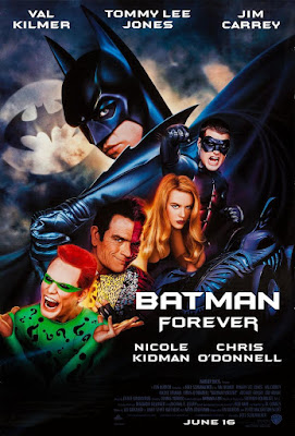 Batman Forever 1995 DVD R1 NTSC Latino