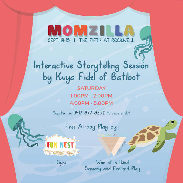 15th Momzilla Fair by Think Pink Events Happening this September