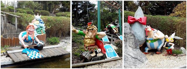 parc Astérix, bullelodie