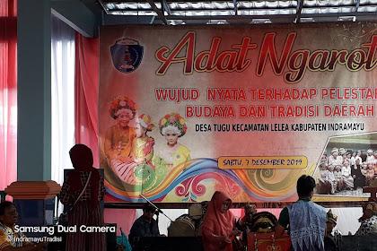 PESTA ADAT NGAROT DESA TUGU KECAMATAN LELEA 2019