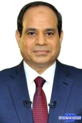 عبد الفتاح السيسي (Abdel Fattah El-Sisi)، رئيس مصر