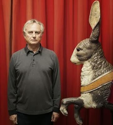 Dawkins and rabbit