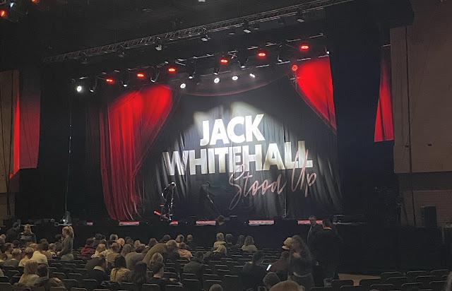 Jack Whitehall stood up tour