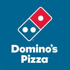 Logo - Domino's Pizza Fullerton CA