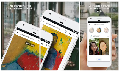 قوقل تُنظّم تطبيقهاArts & Culture عبر تحديث جديد يساعدك على معرفة من يشبهك من المشاهير