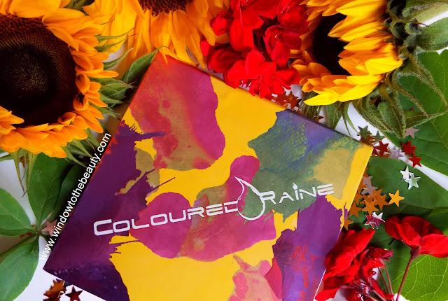 Coloured Raine Pusta Paleta Magnetyczna Vivid Pigment