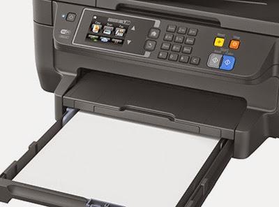 Epson WF-2660 Printer Driver paper feed