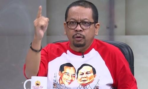 Seruan Jokowi 3 Periode Kembali Muncul, Qodari: Amandemen UUD 45 Bisa Dilakukan