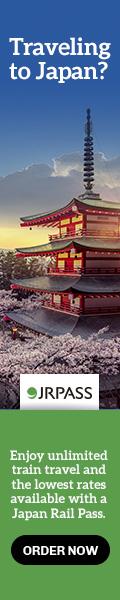 Prenota il tuo Japan Rail Pass
