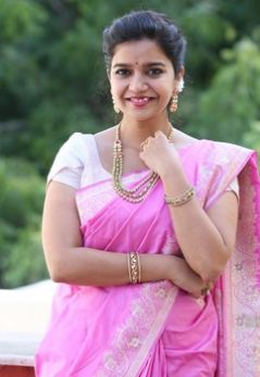 Swathi Reddy Family Husband Parents children's Marriage Photos