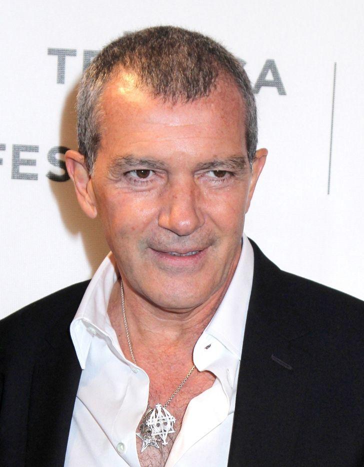 Antonio Banderas — José Antonio Domínguez Bandera