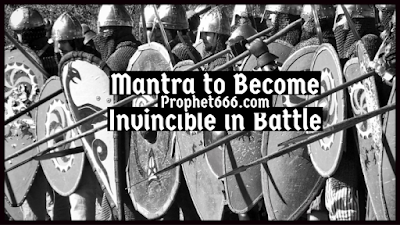 Matangi Devi Mantra to Become Invincible in War