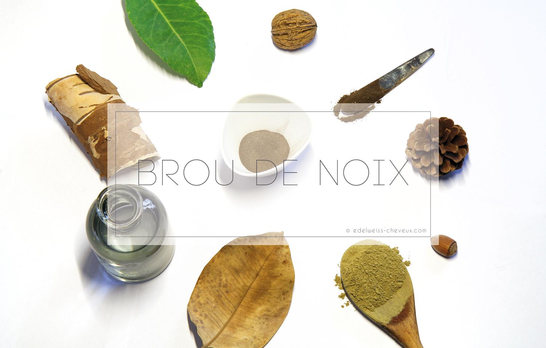 Enlever Brou De Noix Mains journal capillaire d'edelweiss