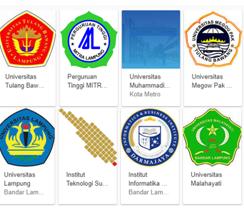 Daftar Perguruan Tinggi di Lampung