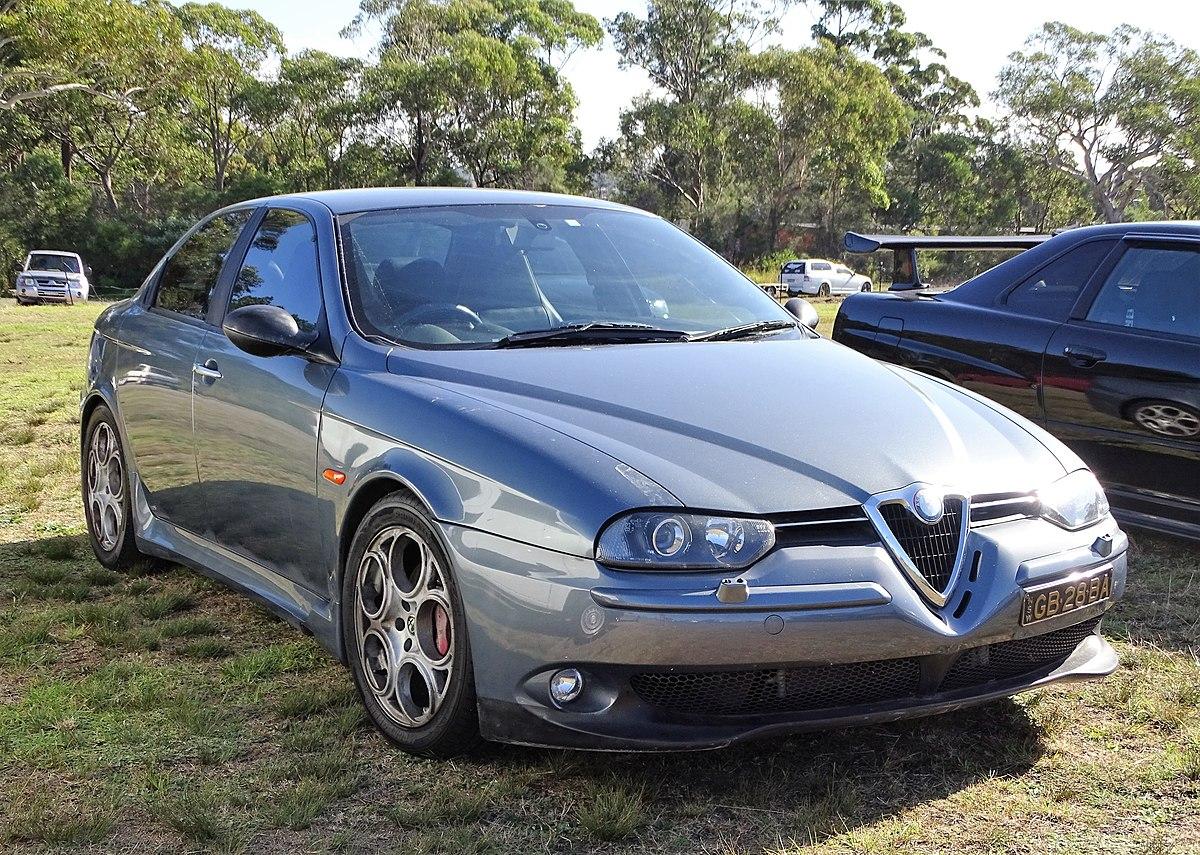 Alfa Romeo 156 Error Codes - Fault Codes List