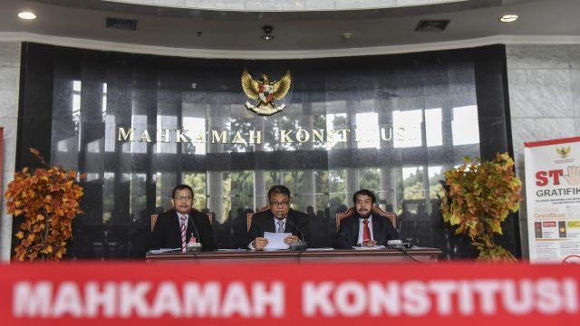 Syarat Kandidat Ajukan Gugatan Pilkada ke MK
