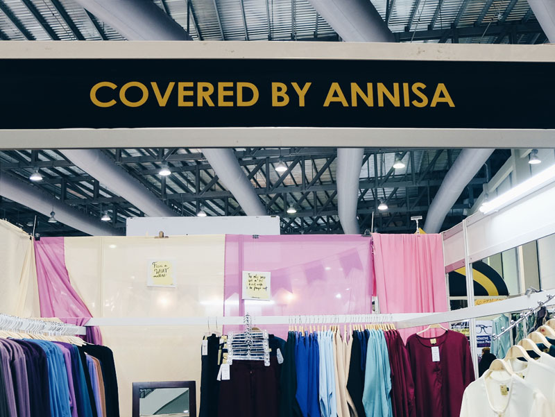 Covered by AnNisa Booth