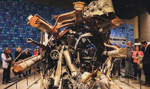 911 Memorial Museum Inside NYC