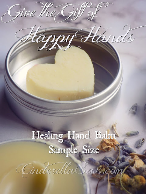 Best Healing Hand Salve - Created with homegrown and organic botanicals, this magical healing hand salve is perfect for dry, cracked hands of makers, moms, teachers, nurses, and anyone who washes their hands frequently! Click to learn more about this nourishing herbal balm #herbalremedy #naturalbeauty #botanical #potion #cottagewitch #handbalm  #handsalve #naturalbeauty #balm #maker #momlife #naturalremedies  #christmasgift
