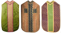 Atypical Colour Combinations Seen in Historical Vestments