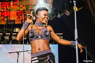 The lioness of Africa, Wiyaala, promotes positive image of Ghana in Slovenia