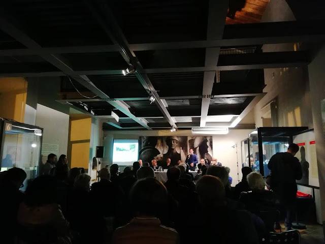 Conferenza sul cece di Teano