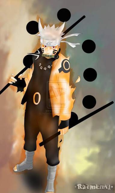 Kekuatan Baru Naruto Dari Rikudou Sennin