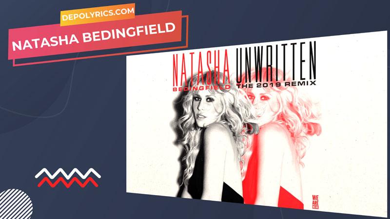 Song Lyric Übersetzung Natasha Bedingfield - Unwritten (German Translations) Deutsche Übersetzungen
