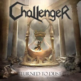 """Το ομώνυμο τραγούδι των Challenger από το ep """"Turned to Dust"""""""
