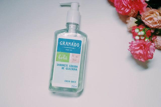 sabonete erva doce granado verde