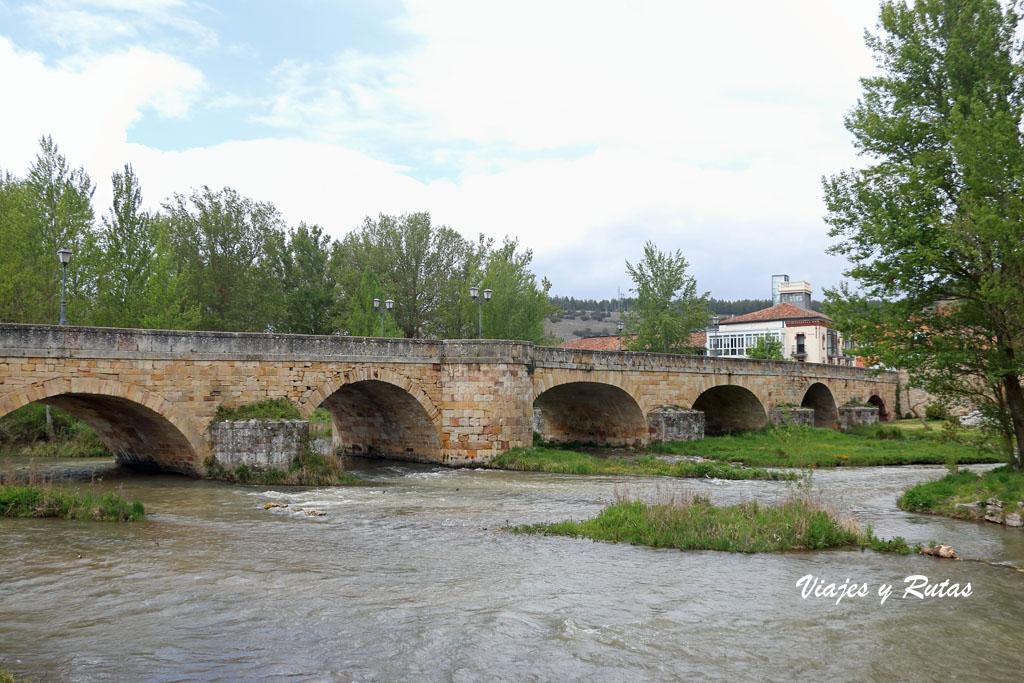 Puente Mayor, Aguilar de Campoo