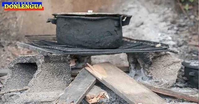 PROGRESO | El 26 % de los marabinos cocinan a leña por la falta de gas