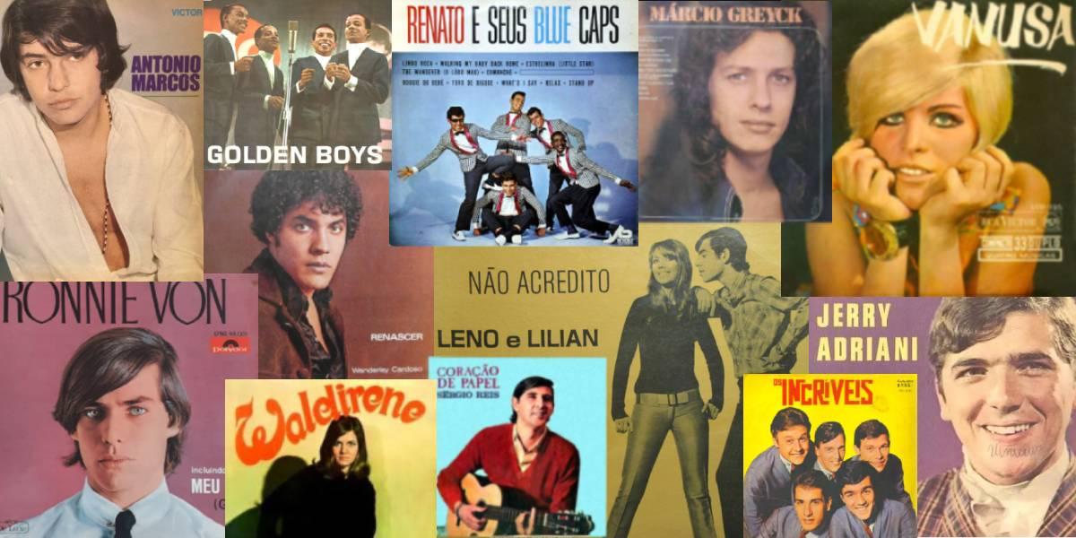 literatura paraibana musica brasileira roberto carlos helena getulio cortes jovem guarda