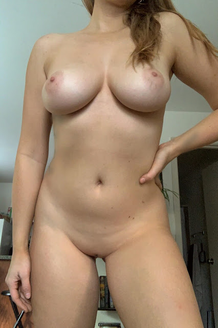 Horny amateur girl with fine boobs gone wild 1