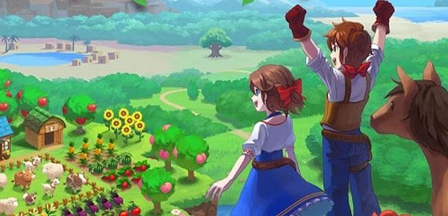 Comparison Harvest Moon: One World vs Farm Manager 2021