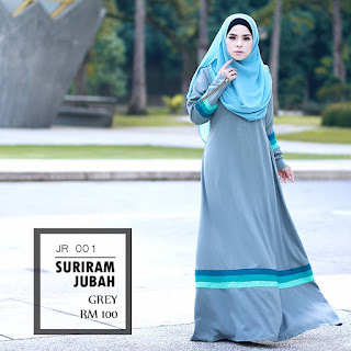 SURIRAM JUBAH - SOLD OUT