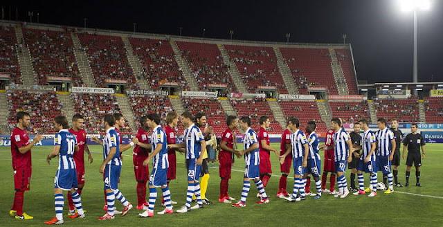 LaLiga sancionará los estadios vacíos