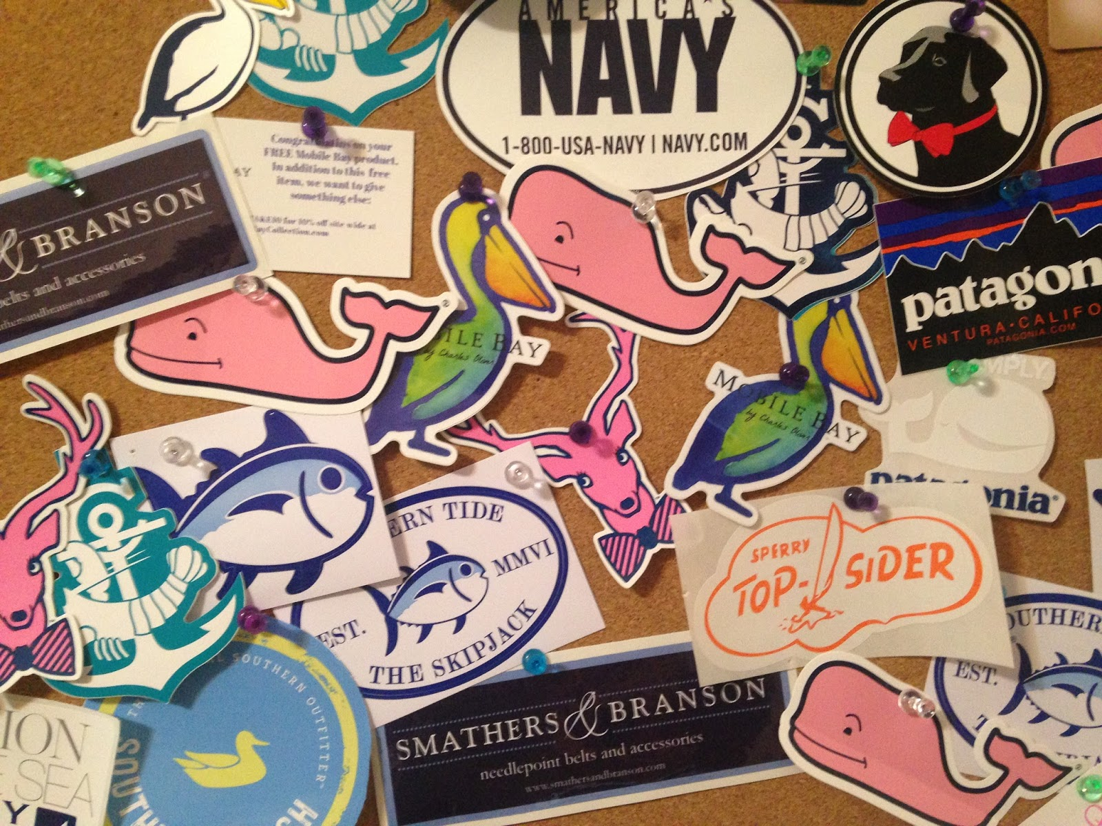 Classy & Clever: How to get preppy stickers for FREE!