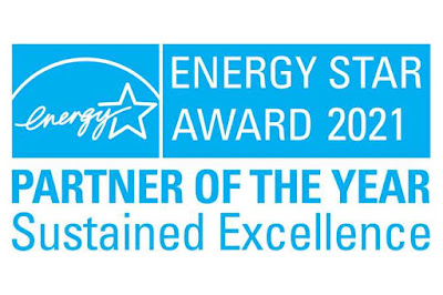 Canon U.S.A. Receives Energy Star® Partner of the Year – Sustained Excellence Award for 2021