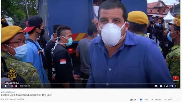 Laman FB dan Youtube Aljazeera diserang 'askar bawang' - Your Mother Is Green