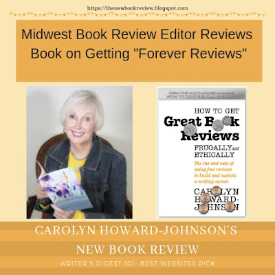"Midwest Book Review Editor Reviews Book on Getting ""Forever Reviews"""
