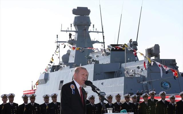 Die Welt: Η Εντολή Ερντογάν για θερμό επεισόδιο που αρνήθηκαν οι στρατηγοί του (Βυθίστε πλοίο ή καταρρίψτε μαχητικό)