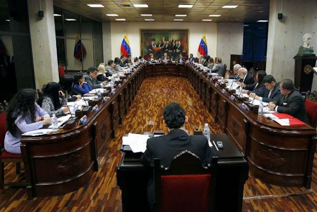 Acceso a la Justicia: TSJ ha emitido 97 sentencias para liquidar a la Asamblea Nacional