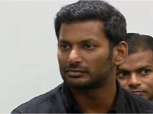 Chennai: GST Intel Agency raids Tamil actor Vishal's production house