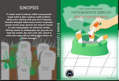 Animasi Iklan Layanan Masyarakat Bahaya Merokok