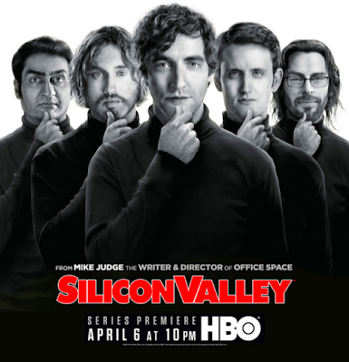 Resultado de imagen para silicon valley serie poster