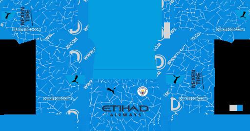 Manchester City Kits 2020 2021 Puma Dream League Soccer Kits 2019