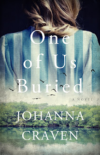 One of Us Buried by Johanna Craven book cover