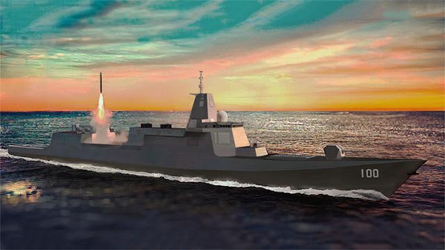 El mayor buque militar de Asia empieza a tomar forma